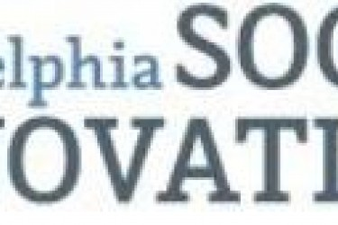 "Logo with the words, ""Philadelphia Social Innovations Journal."""